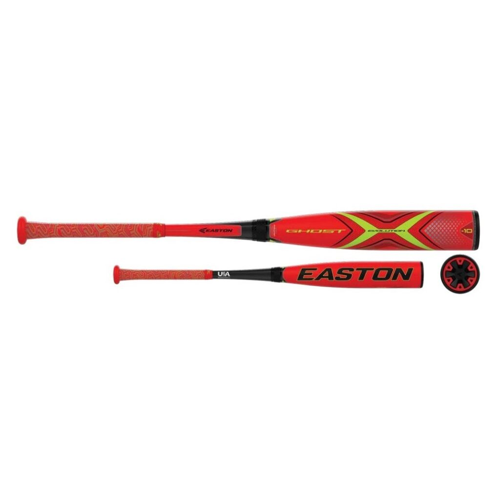 Easton Ghost x Review
