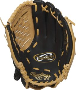 Rawlings Players Series Youth TballBaseball Gloves (Ages 3 to 9