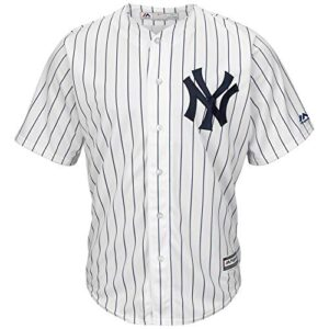Outerstuff Aaron Judge New York Yankees #99 Youth Cool Base Home Jersey